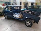 FIAT Ritmo 130 TC Abarth RESTAURO TOTALE CON 120 FOTO