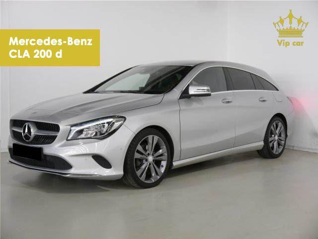 MERCEDES-BENZ CLA 200 d S.W. Automatic *NAVI*LED*PDC*